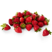 Fresh Strawberries Food Product Image