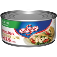 Swanson Chunk Chicken White and Dark Food Product Image