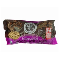 Equal Exchange Bittersweet Chocolate Chips 10 oz Food Product Image