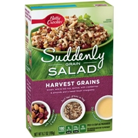 Betty Crocker Suddenly Salad Harvest Grains Food Product Image