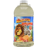 Dreamworks Clear Fruit Punch 128 fl oz Food Product Image