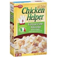 Betty Crocker Chicken Helper Italian Fettuccine Alfredo Food Product Image