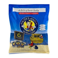 Pirate's Booty Baked Rice and Corn Puffs Aged White Cheddar - 6 CT Food Product Image