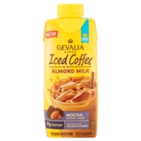 Gevalia Kaffe Iced Coffee with Almond Milk Mocha Food Product Image