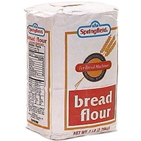 Springfield Bread Flour For Bread Machines Food Product Image