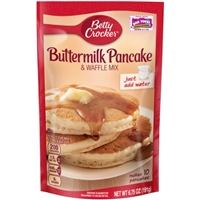 Betty Crocker Pancake Mix Complete, Buttermilk Food Product Image