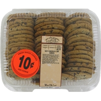 Bakery Fresh Goodness Chocolate Chip Cookies Food Product Image