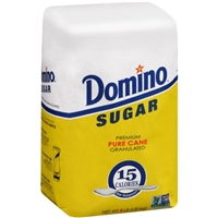 Domino Sugar Pure Cane Granulated Food Product Image