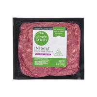 Simple Truth Organic, Natural Ground Bison Food Product Image