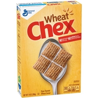 General Mills Wheat Chex Cereal Food Product Image