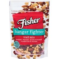 Fisher Trail Mix Trail Mix Hunger Fighter Food Product Image