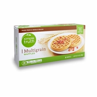 Simple Truth Multigrain Waffles Food Product Image
