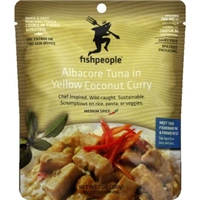 Fishpeople Albacore Tuna In Yellow Coconut Curry Food Product Image