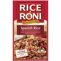Rice-A-Roni Spanish Rice Food Product Image