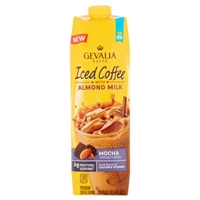 Gevalia Mocha Iced Coffee with Almond Milk Food Product Image
