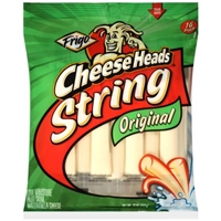 Frigo Cheese Heads String Cheese Food Product Image