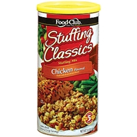 Food Club Stuffing Mix Stuffing Classics Chicken Food Product Image