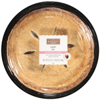 The Bakery At Walmart Apple Pie No Sugar Added Food Product Image