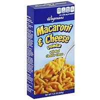 Wegmans Macaroni & Cheese Dinner Food Product Image
