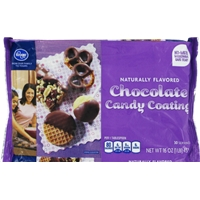 Kroger Chocolate Candy Coating Food Product Image