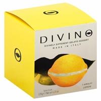 Divino Lemon Gelato Food Product Image