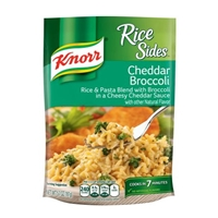 Knorr Rice Sides Cheddar Broccoli Food Product Image