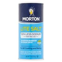Morton Lite Salt Mixture Food Product Image