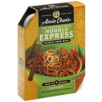 Annie Chun's Ramen Noodles Fresh Cooked, Chinese Chow Mein Food Product Image