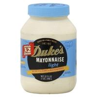 Duke's Light Mayonnaise 32 oz Food Product Image