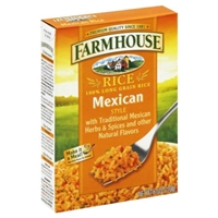 Farmhouse Mexican Rice Food Product Image