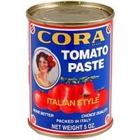 Cora Tomato Paste Italian Style Food Product Image