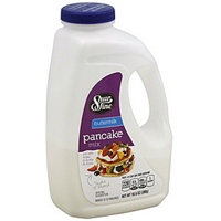 Shur Fine Pancake Mix Buttermilk Food Product Image