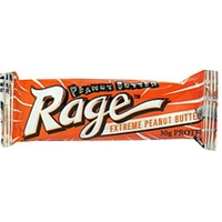 Peanut Butter Rage Peanut Butter Covered Protein Bar Extreme Peanut Butter Food Product Image