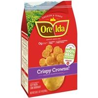 Ore-Ida Seasoned Shredded Potatoes Crispy Crowns! Food Product Image