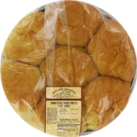 Bakery Fresh Homestyle Dinner Rolls 7ct Food Product Image