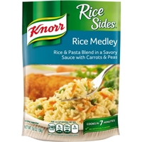 Knorr Rice Sides Rice Medley Food Product Image
