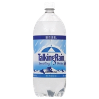 Talking Rain Natural Sparkling Water Food Product Image
