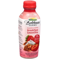 Bolthouse Farms Breakfast Smoothie Strawberry Parfait Food Product Image