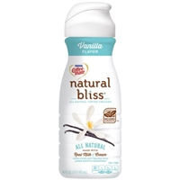 Nestle Coffee-Mate Natural Bliss All-Natural Coffee Creamer Vanilla Food Product Image