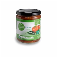Simple Truth Organic Mild Salsa Food Product Image