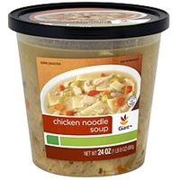 Ahold Chicken Noodle Soup Food Product Image