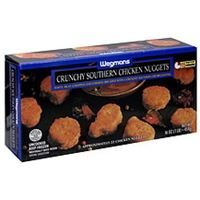 Wegmans Chicken Nuggets Crunchy Southern Food Product Image