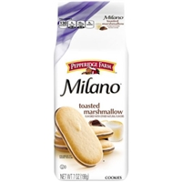 Pepperidge Farm Milano Toasted Marshmallow Food Product Image