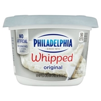 Philadelphia Whipped Cream Cheese Food Product Image