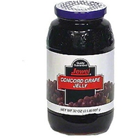 Jewel Concord Grape Jelly Food Product Image
