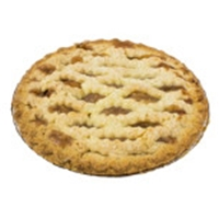 "H-E-B 8"" No Sugar Added Apple Pie Food Product Image"