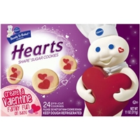 Allergy free Sugar cookies available at Walmart Grocery Stores