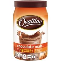 Ovaltine Chocolate Malt Food Product Image