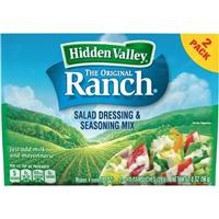 Hidden Valley the Original Ranch Salad Dressing & Seasoning Mix Food Product Image