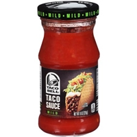 Taco Bell Taco Sauce Mild Food Product Image